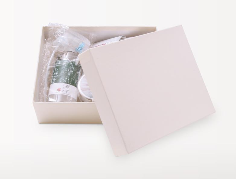 Oita Made オリジナル商品詰め合わせ用ギフトBOXのデザイン